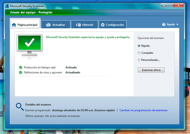 microsoft security essentials antivirus 1