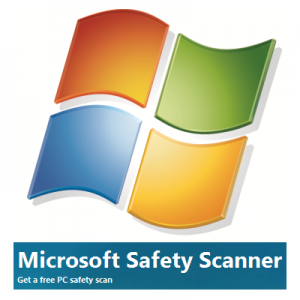 MICROSOFT SAFETY SCANNER antivirus online 300x300