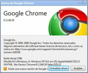 nueva version google chrome 300x248